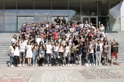 15th Summer School for Students from TEC Monterrey, Mexico