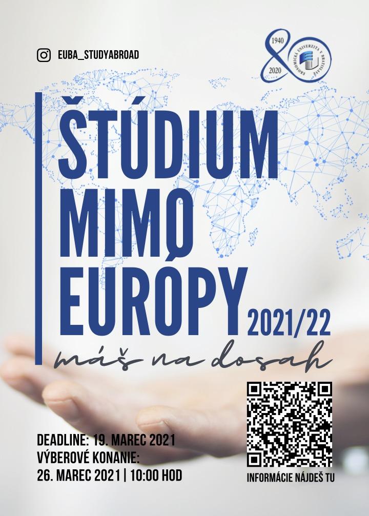 studium mimo europy