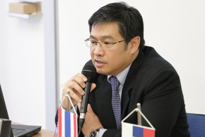 Univerzitné udalosti » Thailand's Economic and Multilateral Diplomacy