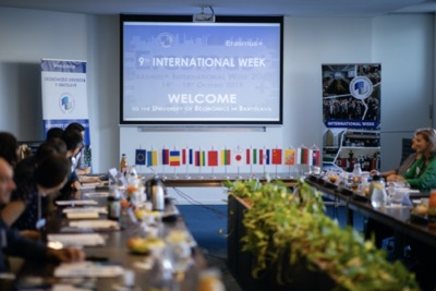 9th International Teaching & Training Week 2019