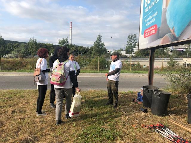 EU v Bratislave na dobrovoľníckej akcii Naše mesto 2020