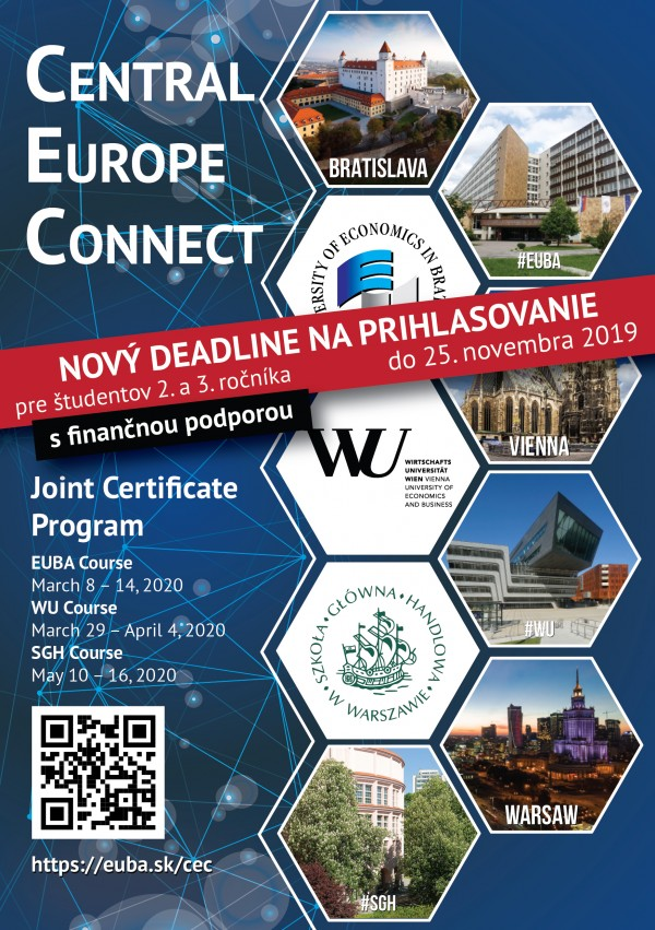 Central Europe Connect 2020
