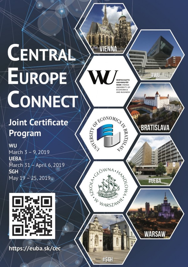 Dobrovoľníci k projektu Central Europe Connect